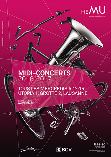 Midi-Concerts : Evidence