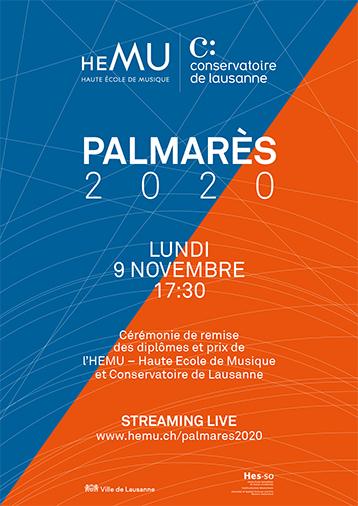 Palmarès 2020