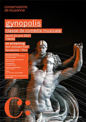 Gynopolis - comédie musicale CL