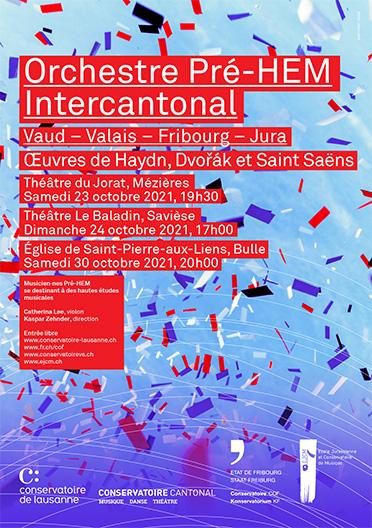 Orchestre Pré-HEM Intercantonal