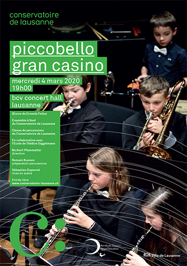 Piccobello, Gran Casino