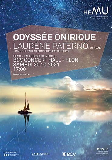 Odyssée onirique, un projet de Laurène Paternò